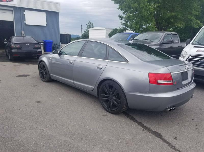 Audi S6 4dr Sdn 2007