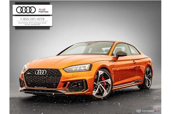 Audi Rs 5 RS5 coupe quattro AWD Turbo Quattro 2018